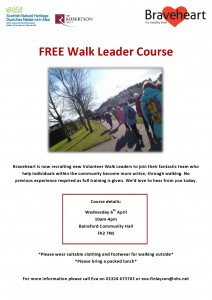 Walk Leader Course 2016