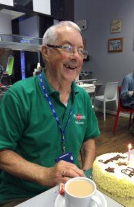 Maurice Turning 80