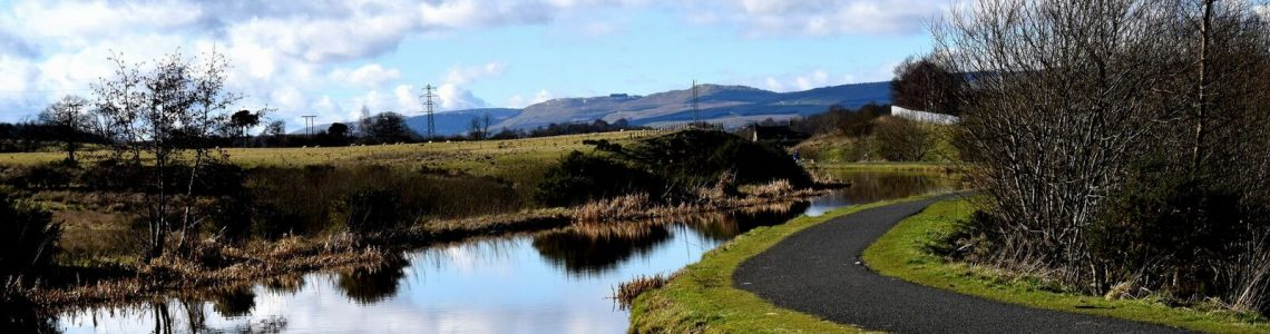 Monthly Walk to Falkirk Wheel, February 2017