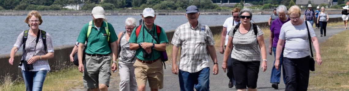 Inner Forth Landscape Initiative Walk to Culross, July 2018
