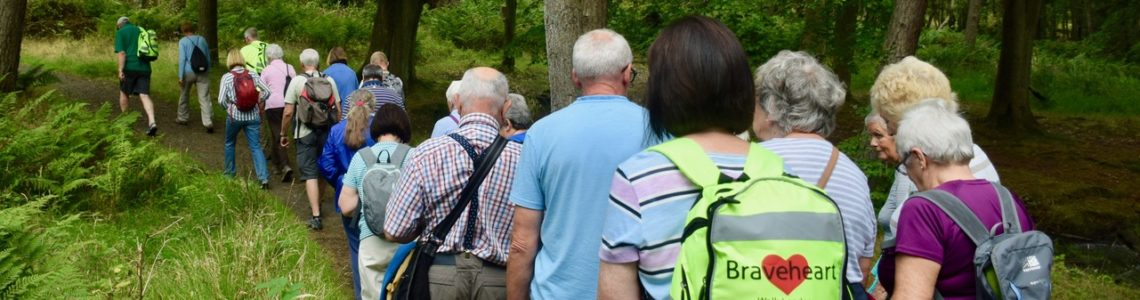 Come and join our Weekly & Monthly Walks